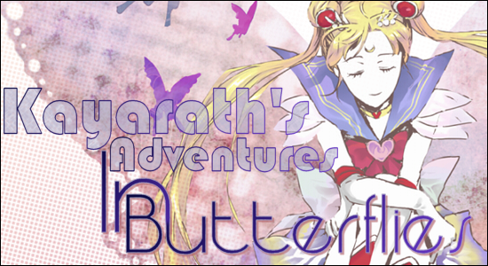 Kayarath's Adventures In Butterflies