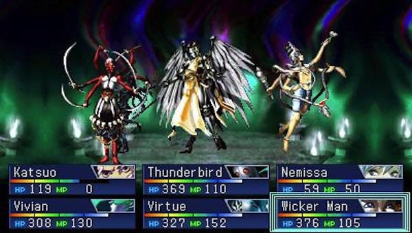 Soul Hackers Image III