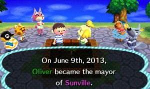 Animal Crossing New Leaf I