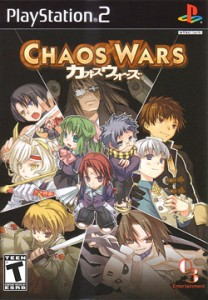 ChaosWars Cover