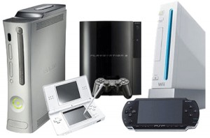 Consoles Handhelds