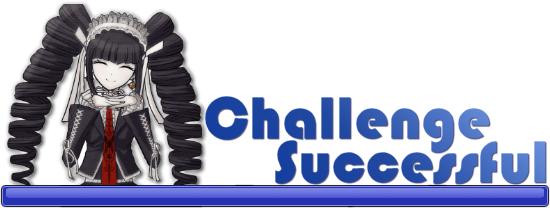 Kana Challenge Successful