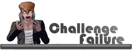 Knightshade Challenge Failure