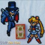 Sailor Moon - Tuxedo Moon Bundle (Resized)