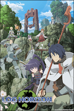 Simulblast Log Horizon