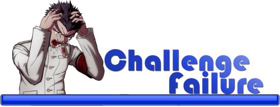 Zero Challenge Failure