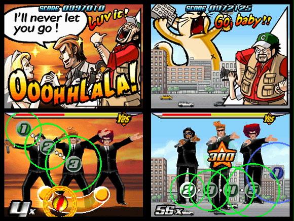 [Análise Retro Game] - Trilogia Osu 2/3 - Nintendo DS/3DS EBA-gameplay
