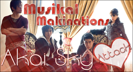 Musikal Makinations Akai Sky Heart Attack