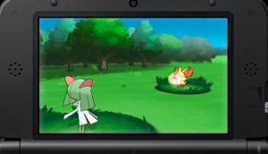 Pokemon X and Y Gameplay