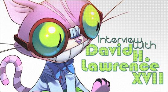 DavidHLawrenceXVII