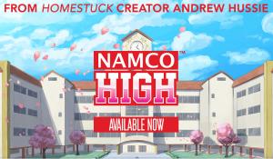Namco High logo