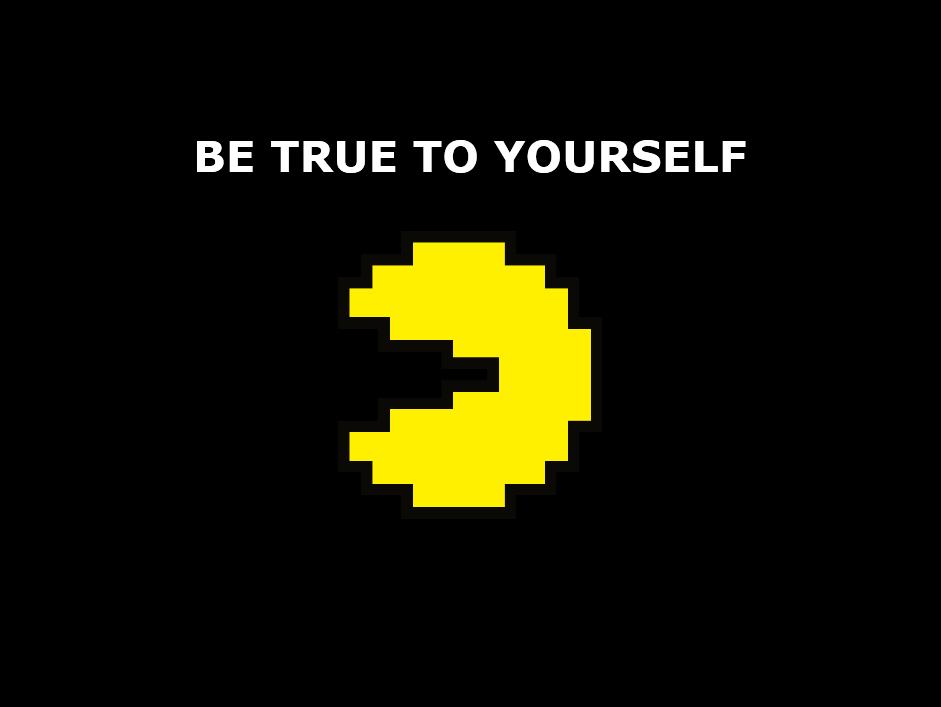 Pac Man's wisdom