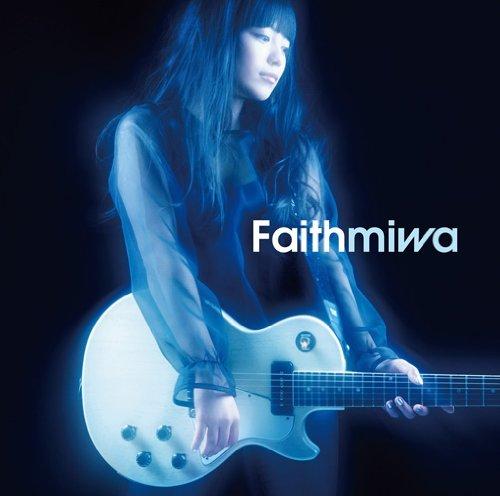 Miwa Faith Album Cover