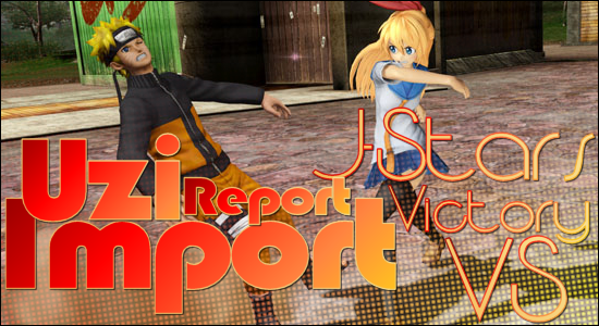 Uzi Report JStars Victory VS