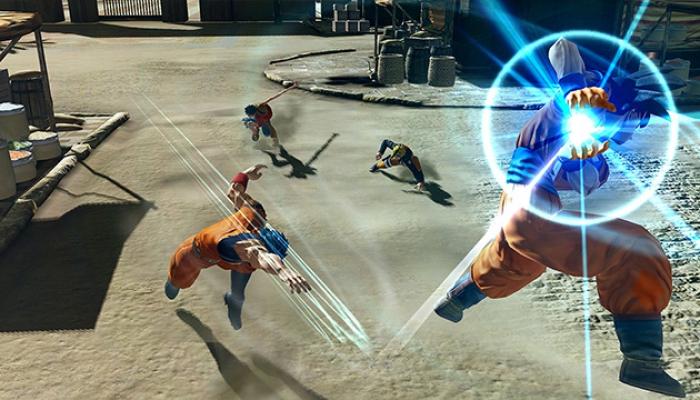 Toriko vs Goku vs Luffy vs Naruto