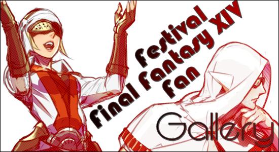 Final Fantasy XIV Fan Fest Gallery
