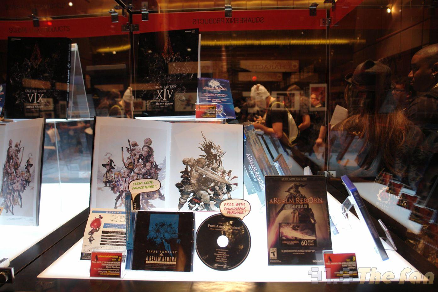 91 8 The Fan » Blog Archive » Final Fantasy XIV Fan Festival