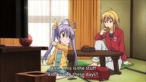 non-non-biyori-renge-miyauchi-kaede-kagayama-greatman-kids-watching[1]