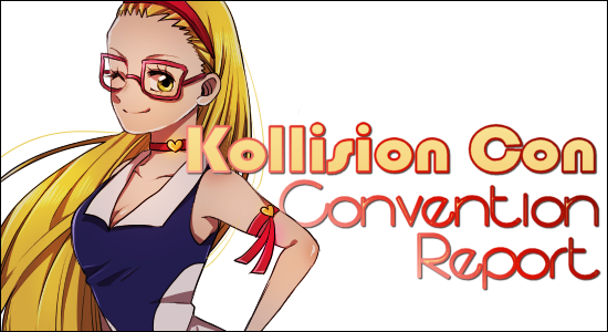 Kollision Con Convention Report