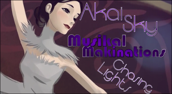 Musikal Makination Akai Sky Chasing Lights