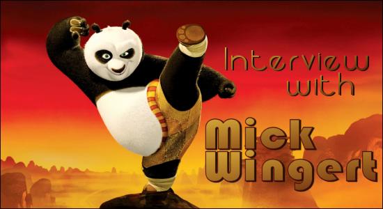 Mick Wingert Interview Banner