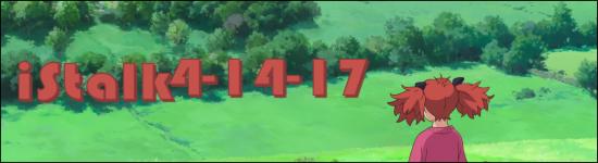iStalk 04-14-17