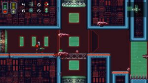 Robot Named Fight Gameplay Screenshot