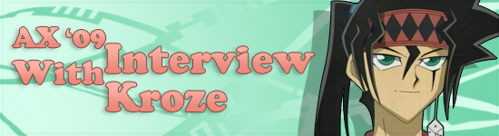 Anime Expo 2009 – Interview With Kroze