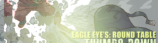 EagleEyes' Round Table – Naruto Edition