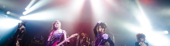 "Press Release — exist†trace ""Just Like A Virgin"" will re-broadcast on Nico Nico Douga"