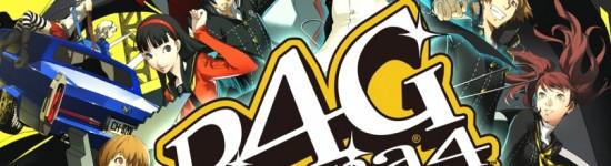 Press Release — Persona 4 Golden Final North American Box Art