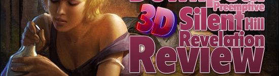 Tempest's Downpour – Preemptive Silent Hill: Revelation 3D Review
