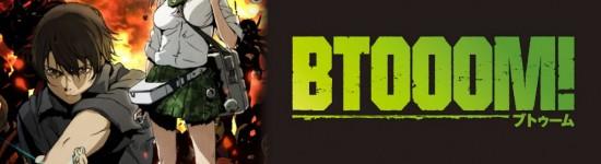 Press Release — Crunchyroll To Simulcast Btooom! This Fall Season