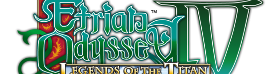 Press Release — Atlus Announces Etrian Odyssey IV: Legends Of The Titan For Nintendo 3DS