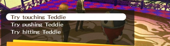 """Press Release — Persona 4 Golden """"New Features"""" Trailer"""