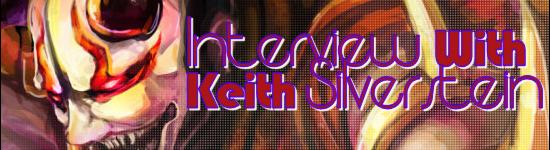 Kana's Korner – Interview with Keith Silverstein