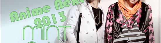 AnimeNext 2013 – Interview With Mint Neko