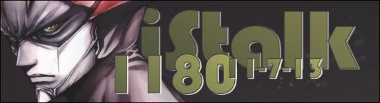 iStalk – 1180