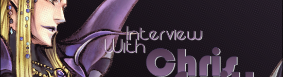 Kana's Korner – Interview with Chris Smith