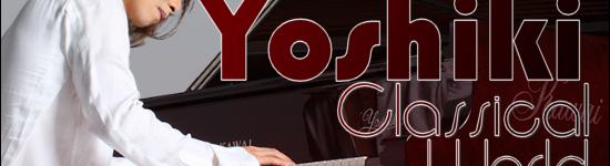 Yoshiki Classical World Tour