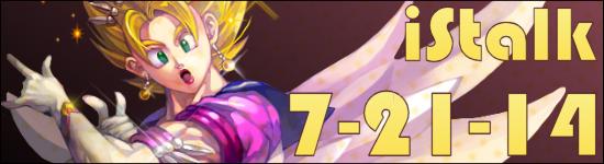 iStalk 7/21/14 – DBZ: Battle of the Gods, Yoshiki Returns, and Sailor Moon for Sale