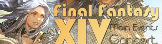 Final Fantasy XIV Fan Festival: Main Events & Concert
