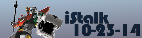 iStalk 10/23/14 – Voltron, Log Horizon, L'Arc-en-Ciel