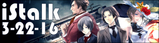 iStalk 3/22/16 – The Empire of Corpses, Hunter x Hunter, JoJo's Bizarre Adventure