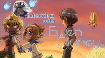 Kana's Korner – Interview with Ewen Cluney