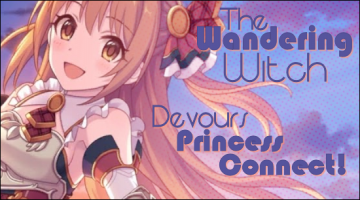 The Wandering Witch Devours Princess Connect! Re: Dive