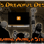 Sandgolem's Dreadful Despair: Streaming Anime