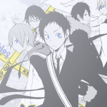 Durarara!! – Ep 04 – Alone With Only Your Shadow For Comfort