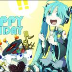 Get Those Birthday Hats On!