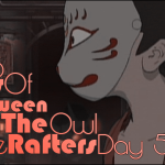 13 Days of Halloween with The Owl in the Rafters: Day 5
